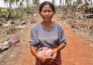 Zyklon Myanmar / Burma