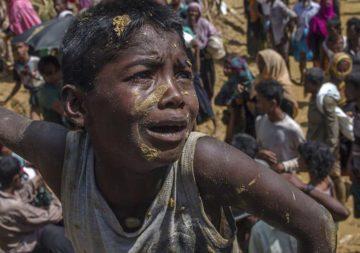 Nothilfe für die Rohingya