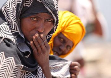 Hungersnot Ostafrika