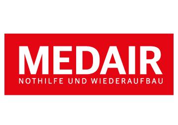 Medair, ein Partnerhilfswerk der Glückskette