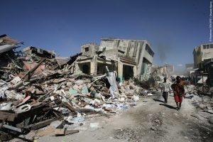 Erdbeben in Haiti 2010