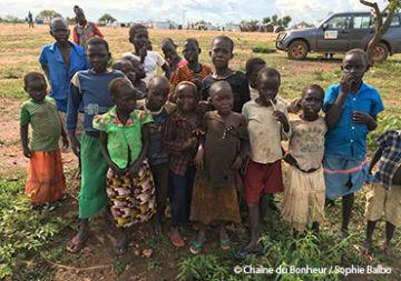 Hungersnot in Afrika – Ein Jahr nach der Sammlung