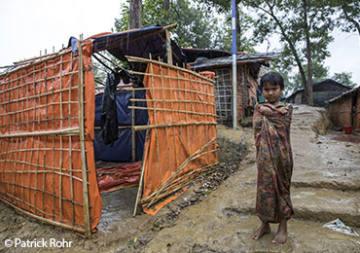 Nationaler Sammeltag für die Rohingya am 23. Mai 2018