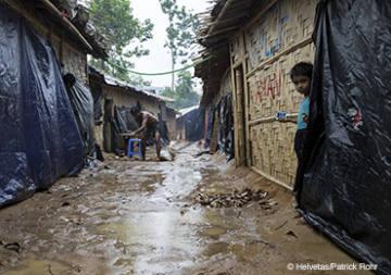 Rohingya-Sammeltag: Doppelt so viele Spenden eingezahlt wie angekündigt – Herzlichen Dank!