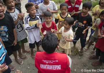 Tsunami in Indonesien: 10Millionen Franken für die betroffene Bevölkerung