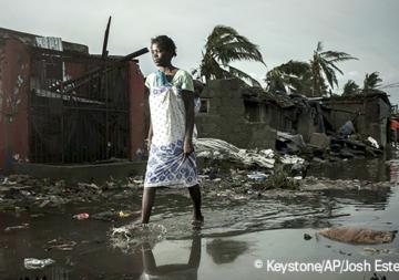 Mosambik braucht unsere Hilfe!