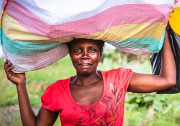 Danke für über 1 Million Franken für Frauen in vergessenen Krisen!