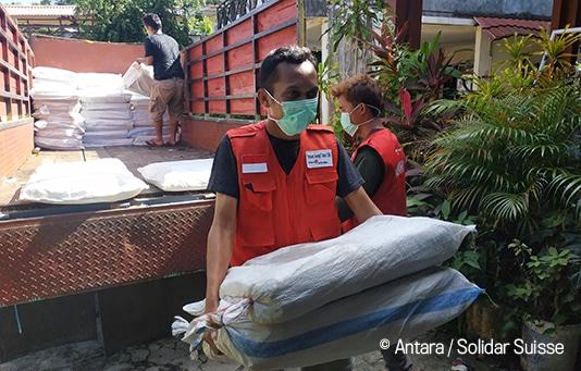 Wie sich die Menschen auf der Insel Sulawesi nach jüngsten Katastrophen zu Experten mausern