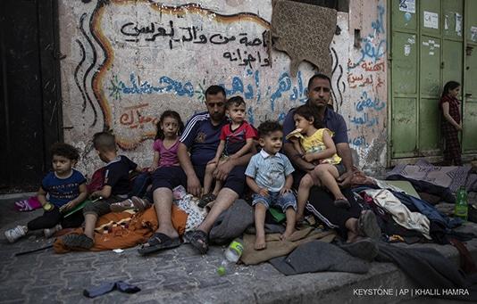 Nothilfe Nahost-Konflikt