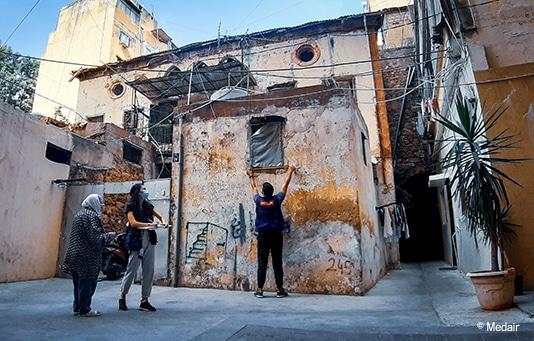 1 Jahr nach der verheerenden Explosion in Beirut