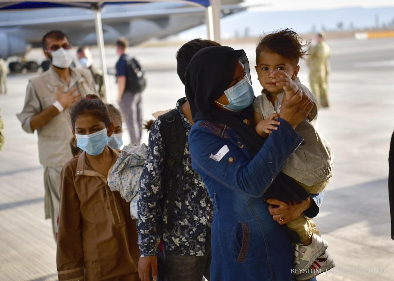 Glückskette lanciert Spendenaufruf für die Hilfe in Afghanistan