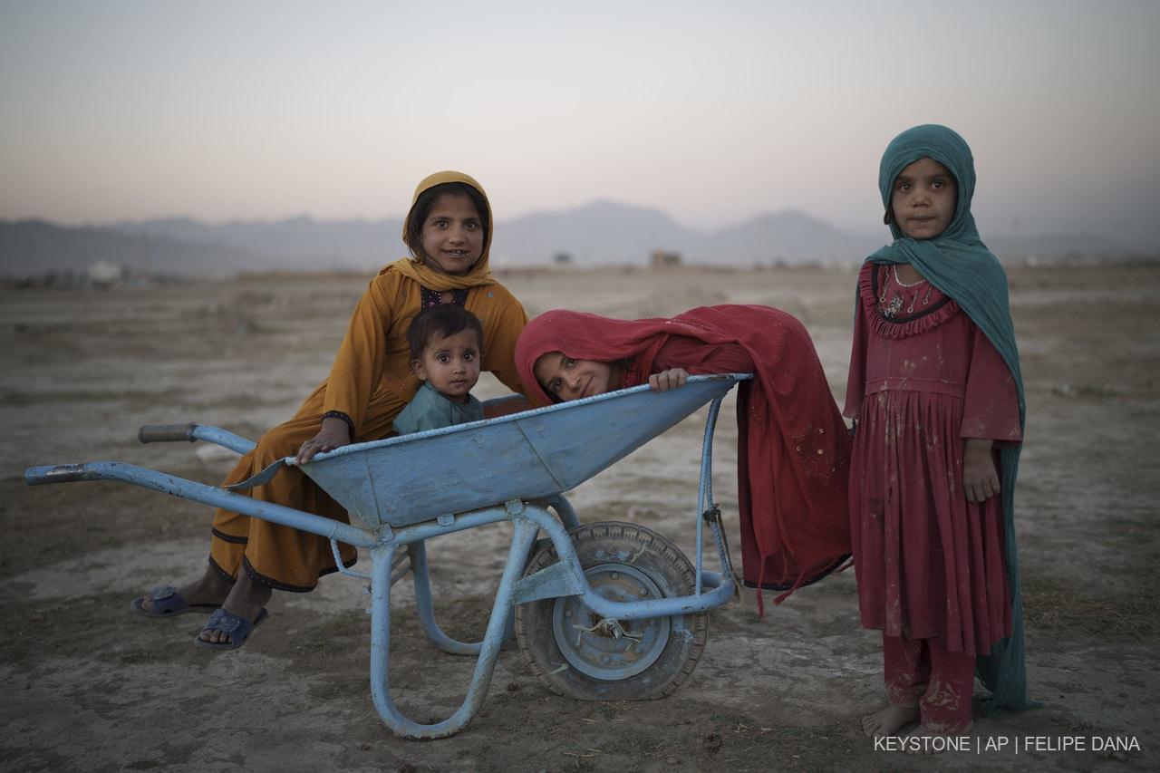 Afghanistan, ein Monat später: Über 3 Millionen Franken Spenden gesammelt