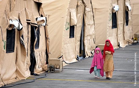 Spendensammlung für Afghanistan erreicht bereits fast 2 Millionen Franken